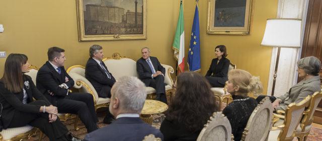 Alfano alla Federazione degli Esuli giuliano-dalmati: la memoria e il futuro quali importanti fattori per Italia e per il rafforzamento nei rapporti bilaterali con Slovenia e Croazia