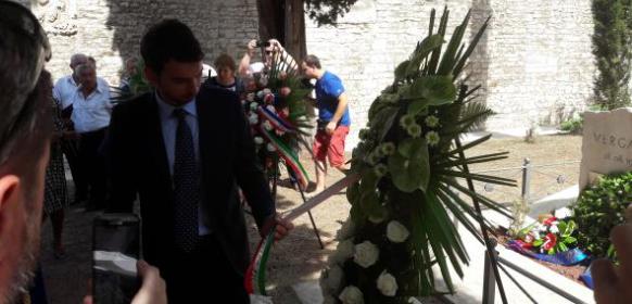 Pola 19.08.2017 – Commemorazione in omaggio alle vittime della strage di Vergarolla