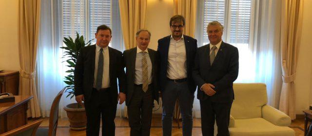 FederEsuli ricevuta da Guido Guidesi, Sottosegretario alla Presidenza del Consiglio dei Ministri