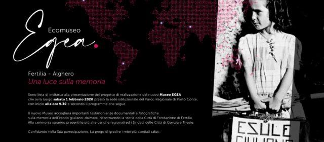 Un Museo dedicato all'Esodo Giuliano Dalmata