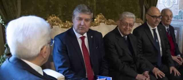 """Il Presidente Mattarella incontra gli esponenti delle Associazioni ed assiste al concerto celebrativo del """"Giorno del Ricordo"""""""