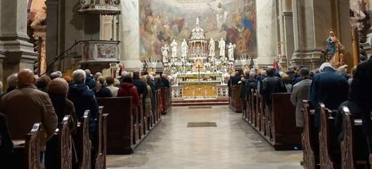 Le emozioni della Messa e del Concerto del Ricordo