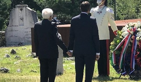 La visita di Mattarella alla foiba di Basovizza: basta con le polemiche (parte seconda)