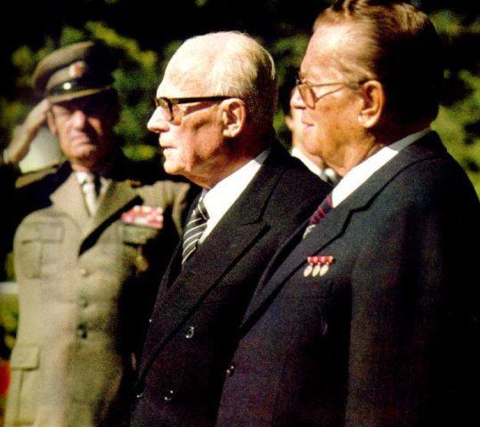 Revoca delle onorificenze al Maresciallo Tito – Lettera al Piccolo mai pubblicata