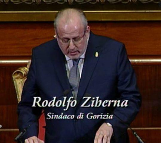 Febbraio 2018 – Giorno del Ricordo – Intervento di Rodolfo Ziberna al Senato