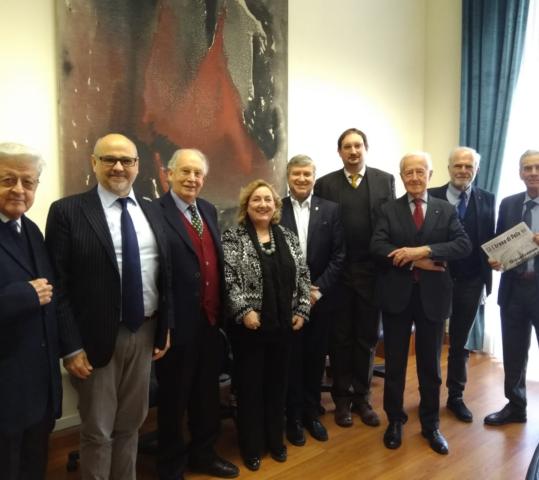 FederEsuli a colloquio con il Viceministro Emanuela Claudia Del Re