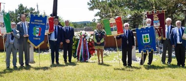 La visita di Mattarella alla foiba di Basovizza: la rappresentanza degli Esuli