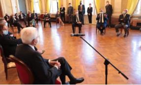 La visita di Mattarella alla foiba di Basovizza: basta con le polemiche